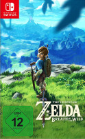 The Legend of Zelda: Breath of the Wild - Boxart