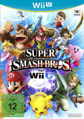 Super Smash Bros. - Boxart