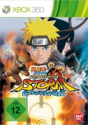 Naruto Shippuden: Ultimate Ninja Storm Generations - Boxart