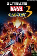 Ultimate Marvel vs. Capcom 3 - Boxart