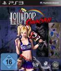 Lollipop Chainsaw - Boxart