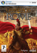 Grand Ages: Rome - Boxart
