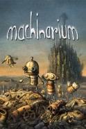 Machinarium - Boxart