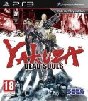 Yakuza: Dead Souls - Boxart