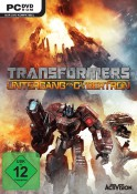 Transformers: Fall of Cybertron - Boxart