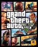 Grand Theft Auto V - Boxart