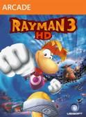 Rayman 3 Hoodlum Havoc HD - Boxart