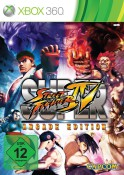 Super Street Fighter IV: Arcade Edition - Boxart