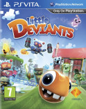 Little Deviants - Boxart