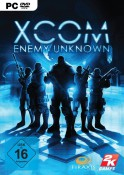 XCOM: Enemy Unknown - Boxart