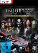 Injustice: Gods Among Us - Boxart