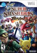 Super Smash Bros Brawl - Boxart