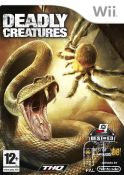 Deadly Creatures - Boxart