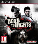 Dead to Rights: Retribution - Boxart