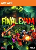 Final Exam - Boxart