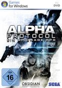 Alpha Protocol - Boxart