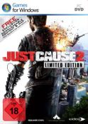 Just Cause 2 - Boxart