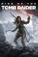 Rise of the Tomb Raider - Boxart