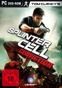 Splinter Cell: Conviction - Boxart