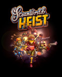 SteamWorld Heist - Boxart