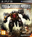 Front Mission Evolved - Boxart