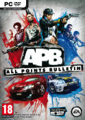 All Points Bulletin - Boxart