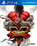 Street Fighter V - Boxart