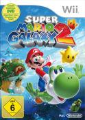 Super Mario Galaxy 2 - Boxart