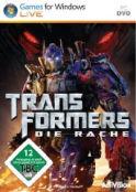Transformers: Revenge of the Fallen - Boxart