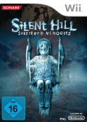 Silent Hill: Shattered Memories - Boxart