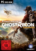 Tom Clancy's Ghost Recon Wildlands - Boxart