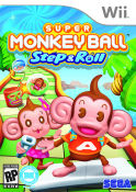 Super Monkey Ball: Step & Roll - Boxart