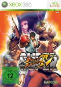 Super Street Fighter IV - Boxart