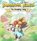 Blossom Tales: The Sleeping King - Boxart