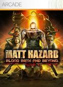 Matt Hazard: Blood, Bath and Beyond - Boxart