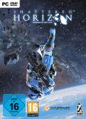 Shattered Horizon - Boxart