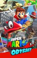 Super Mario Odyssey - Boxart