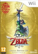 The Legend of Zelda: Skyward Sword - Boxart