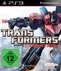 Transformers: War for Cybertron - Boxart