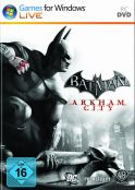 Batman: Arkham City - Boxart
