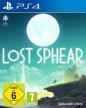 Lost Sphear - Boxart