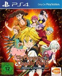 The Seven Deadly Sins: Knights of Britannia - Boxart