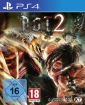 Attack on Titan: Wings of Freedom 2 - Boxart