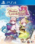 Atelier Lydie & Suelle: The Alchemists and the Mysterious Paintings - Boxart