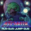 Atomik: RunGunJumpGun - Boxart