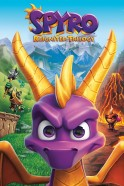 Spyro Reignited Trilogy - Boxart