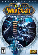 World of Warcraft: The Wrath of the Lich King - Boxart