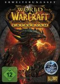 World of Warcraft: Cataclysm - Boxart