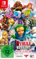 Hyrule Warriors: Definitive Edition - Boxart