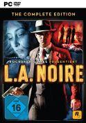 L.A. Noire - Boxart